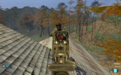 l33t Combine replacement on CS_Militia