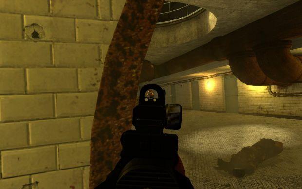DE_NVBase_B4 Gameplay