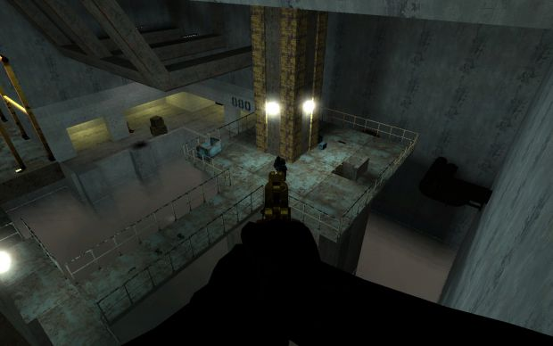 DM_Gasworks Gameplay