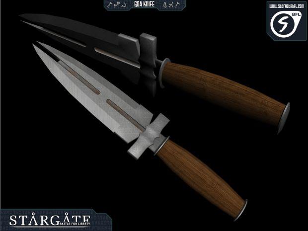 Goa'uld Knife