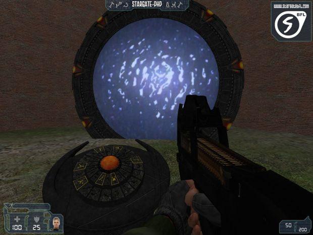 Stargate / DHD
