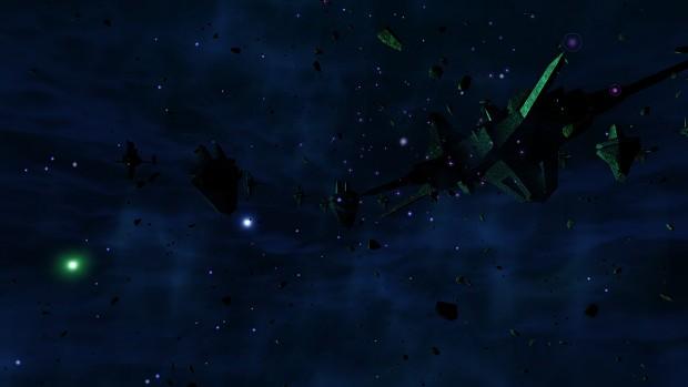New Atmospheric System - Planet Knossos