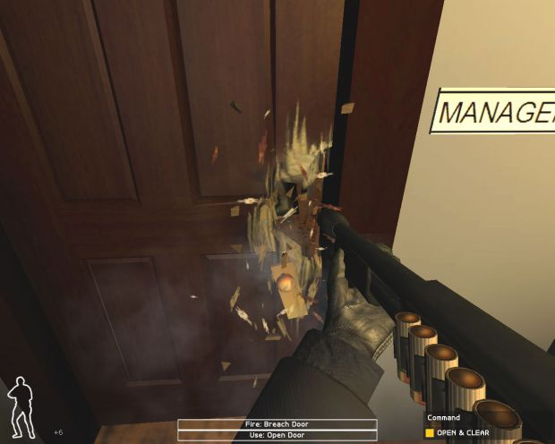 Breach That Door Image 11 99 Enhancement Mod For Swat 4