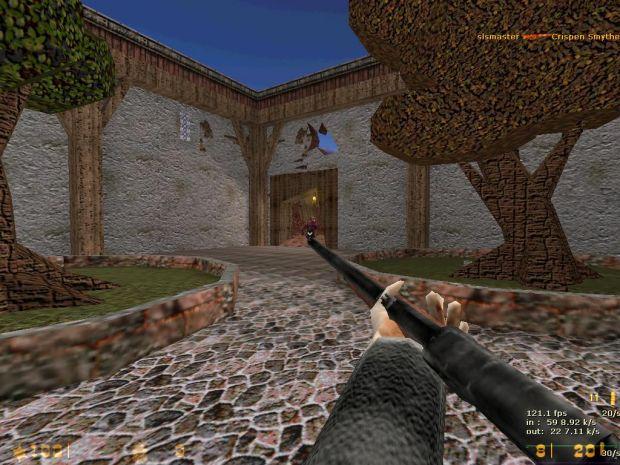 A kill with the Winchester Shotgun