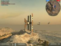 Combat over Kubra