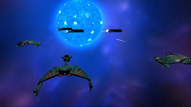 Romulan Convoy Raid