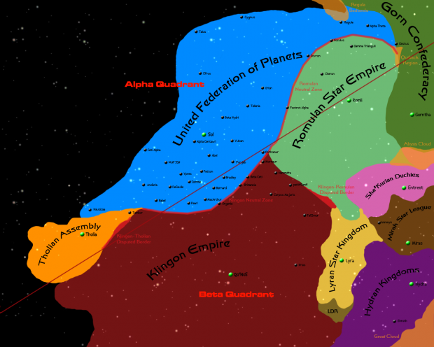 KA2:EAW Map