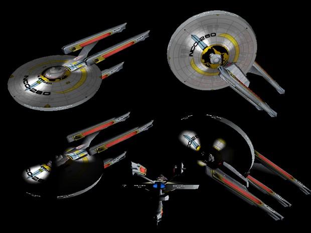 Mako Class Destroyer