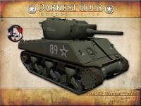 """M4A3E2 Sherman """"Jumbo"""""""