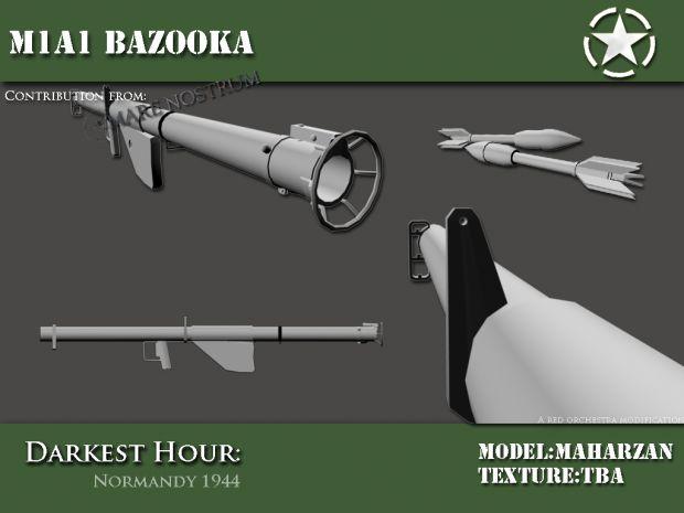 M1A1 Bazooka