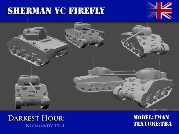Sherman VC Firefly