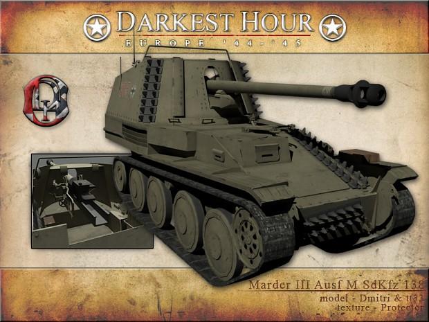Marder III Ausf. M SdKfz 138