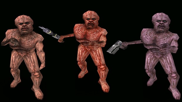 Mutant 1 - New Multiplayer Model
