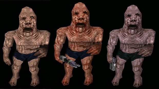 Mutant 2 - New Multiplayer Model