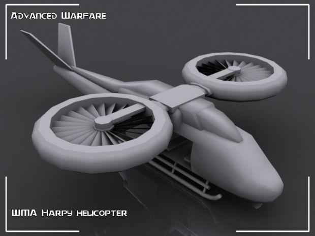 WMA Harpy