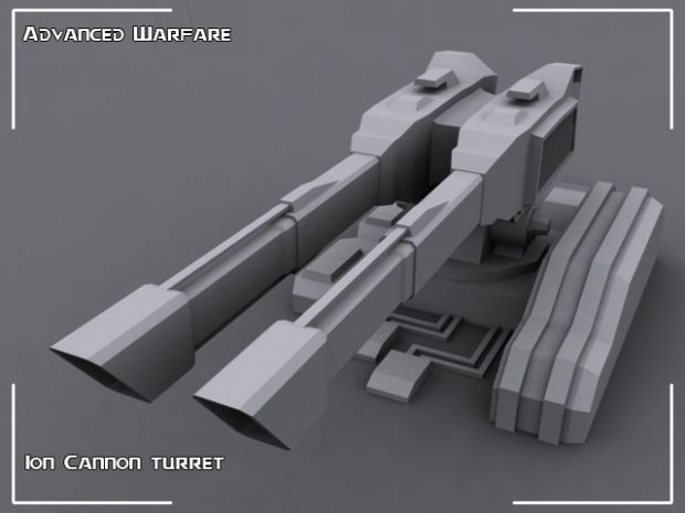 CTF Defense cannons