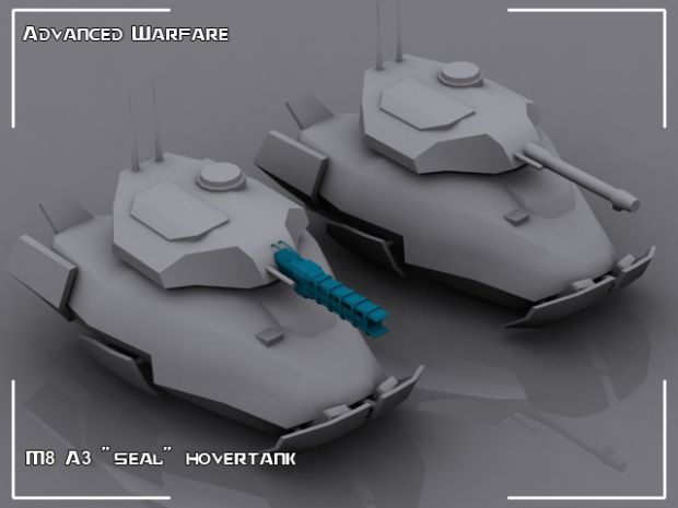 "WMA ""Seal"" hovertank"