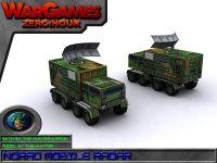 N.O.R.A.D. Mobile Radar