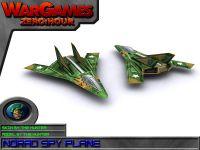 N.O.R.A.D. Spy Plane
