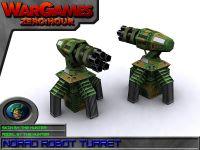 N.O.R.A.D. Robo-Turret