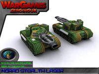 N.O.R.A.D. Stealth Laser