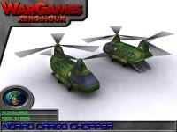 N.O.R.A.D. Cargo Chopper