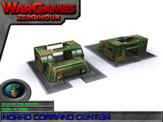 N.O.R.A.D. Command Center