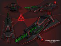 Cybran Infinty Battlecruiser