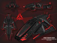 Cybran Command Cruiser (Final)