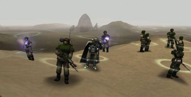 Revised IG command squad