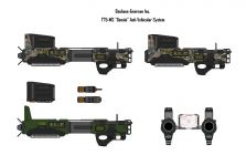Bauhaus-Emerson T75-MS Gemini AV/AA System