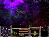 Galaxy Class scanning a Nebula...