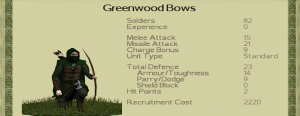 Greenwood Bows