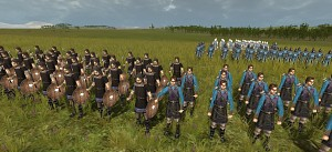 Fourth Age Total War: WIP Tharbad Units