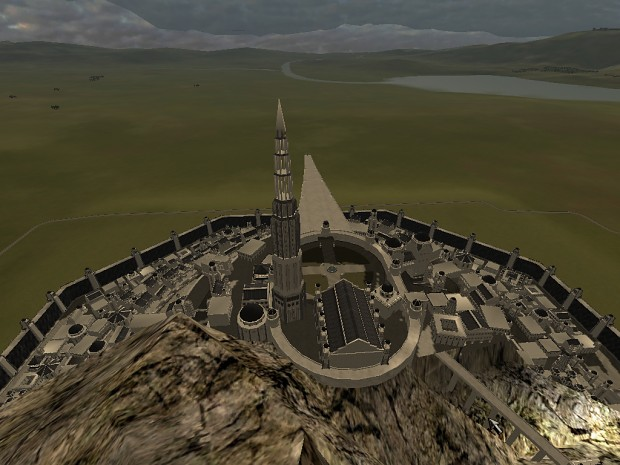 Minas Anor: The City of  Kings