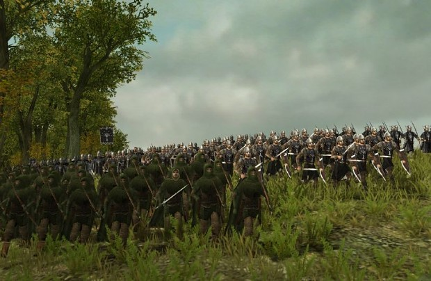 The Fourth Age: Total War - The Dominion of Men Battle203