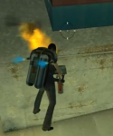 Jetpack With Any Weapon