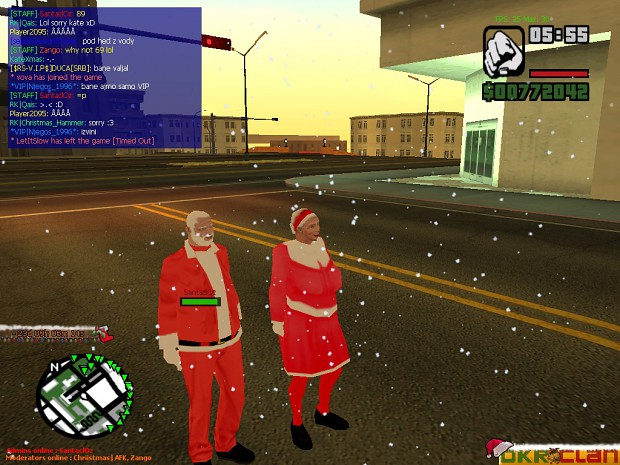 Dkr Christmas Screenshots Image Multi Theft Auto San