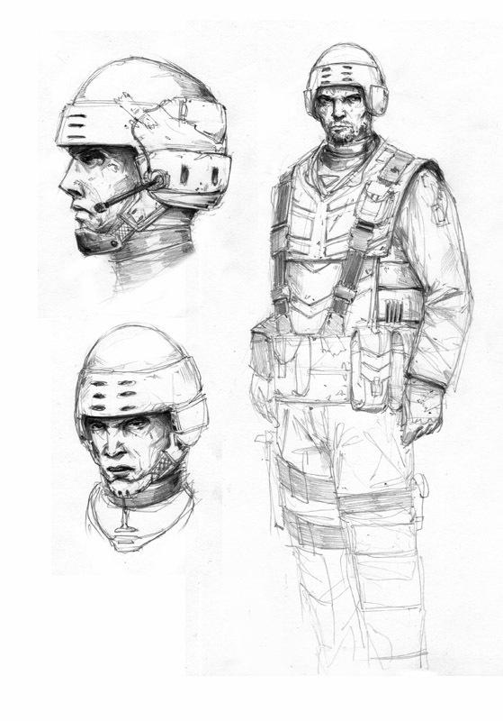 Mobile Infantry Trooper