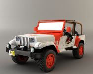 Jeep Wrangler YJ - Update