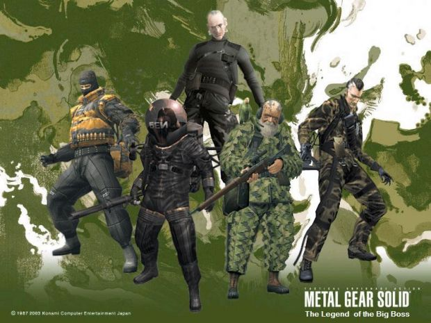 Images Metal Gear Solid The Legend Of Big Boss Mod For