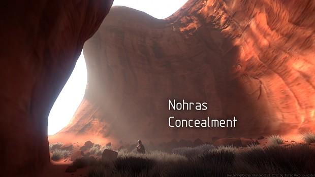 Nohra's lair