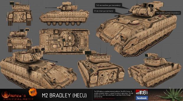 M2 Bradley (HECU)