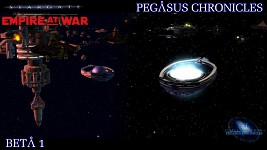 Comparison Beta 1 - Pegasus Chronicles