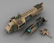 The complete Aschen fleet