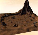 Dakara special land map