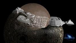 Goauld Asteroid Mine - W.i.P.