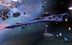 New Wraith Destroyer - Ingame
