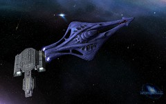 New Wraith Destroyer - Ingame