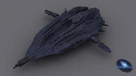 Wraith Super Hive - Render